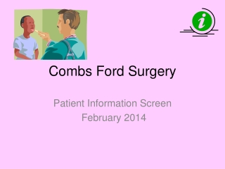 Combs Ford Surgery