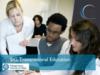 SIG Transnational Education