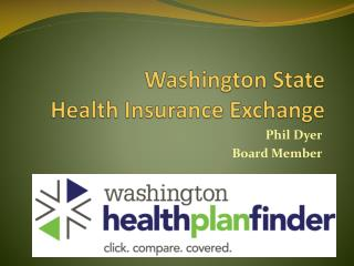 Washington State Health Insurance Exchange
