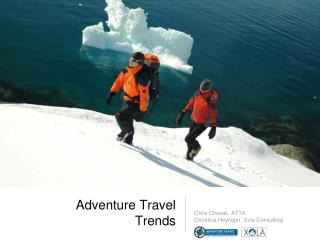 Adventure Travel Trends