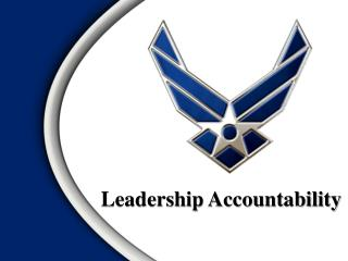 Leadership Accountability