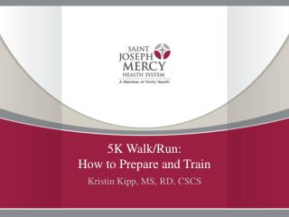 5K Walk/Run: How to Prepare and Train