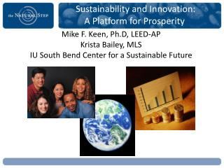 Sustainability and Innovation: A Platform for Prosperity Mike F. Keen, Ph.D., LEED AP IU South Bend Center for a Susta