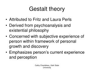 key concepts of existential theory