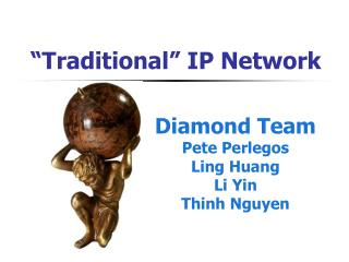 """Traditional"" IP Network"
