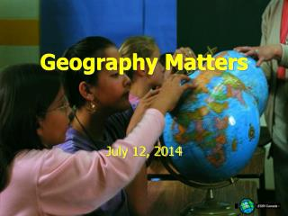 Geography Matters