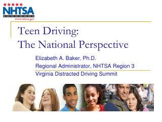 Teen Driving:  The National Perspective