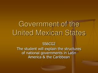 Government of the United Mexican States