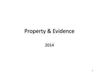 Evidentiary Issues in Drug Testing