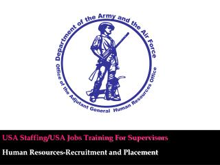 USA Staffing/USA Jobs Training For Supervisors