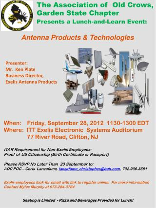 Antenna  Products & Technologies