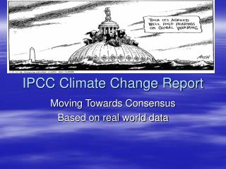 IPCC Climate Change Report