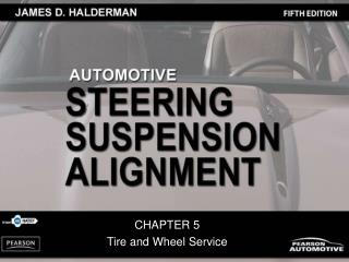 CHAPTER 5 Tire and Wheel Service
