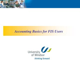 Accounting Basics for FIS Users