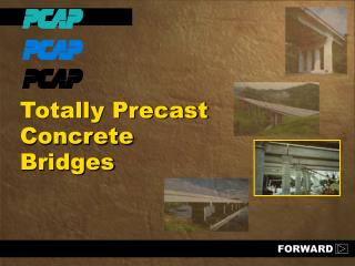 Totally Precast Concrete Bridges