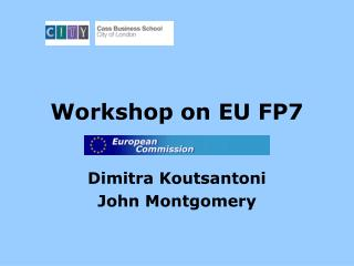 Workshop on EU FP7