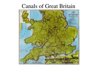 Canals of Great Britain