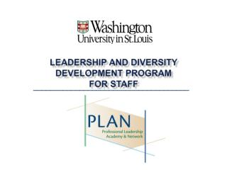 LEADERSHIP AND DIVERSITY  DEVELOPMENT PROGRAM FOR STAFF
