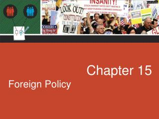 Chapter 15: Foreign Policy