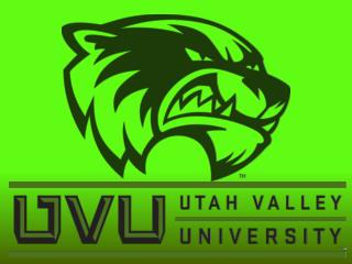 Who is UVU?