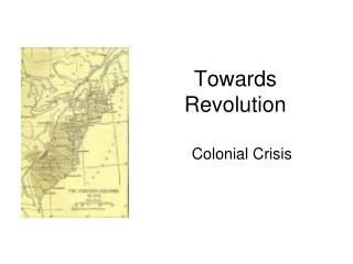 Towards Revolution