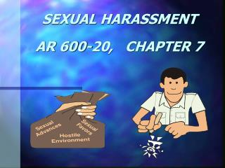 SEXUAL HARASSMENT AR 600-20,   CHAPTER 7