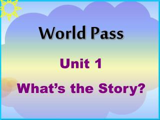World Pass