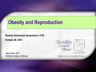 Obesity and Reproduction