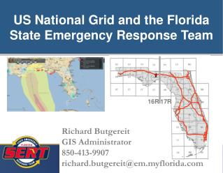 US National Grid and the Florida State Emergency Response Team