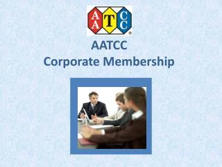 AATCC Corporate Membership