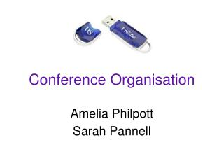 Conference Organisation