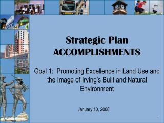 Strategic Plan ACCOMPLISHMENTS