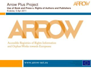 www.arrow-net.eu