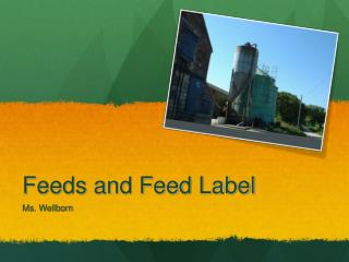 Feeds and Feed Label