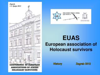 EUAS European association of Holocaust survivors
