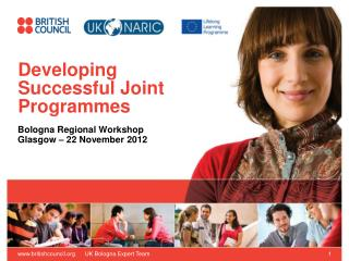 Developing Successful Joint Programmes