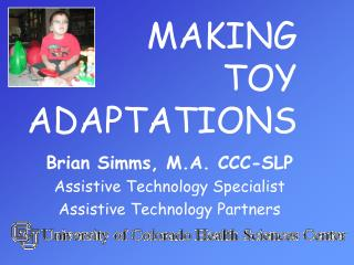MAKING  TOY ADAPTATIONS