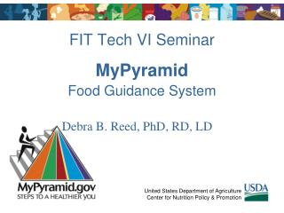MyPyramid Food Guidance System