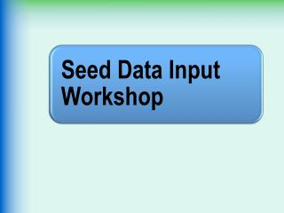 (seed data booklet page 7)