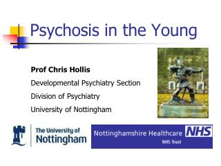 Psychosis in the Young