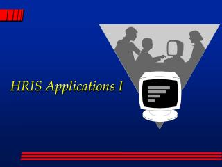 HRIS Applications I