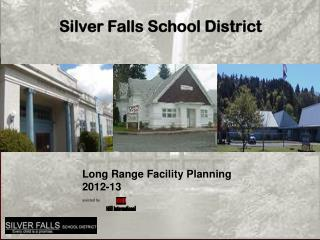 Long Range Facility Planning 2012-13 assisted by