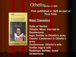 Othello: