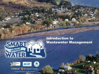 Introduction to Wastewater Management