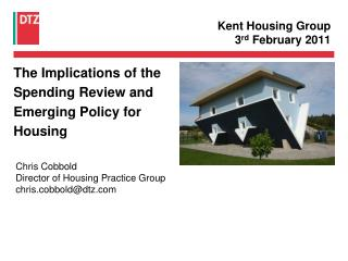 Kent Housing Group 3 rd  February 2011