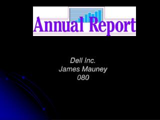 Dell Inc. James Mauney 080