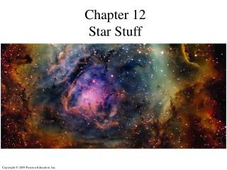 Chapter 12 Star Stuff