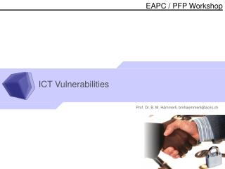 ICT Vulnerabilities
