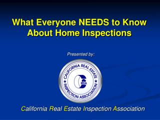 What Everyone NEEDS to Know About Home Inspections