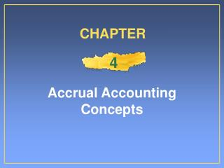 Accrual Accounting Concepts